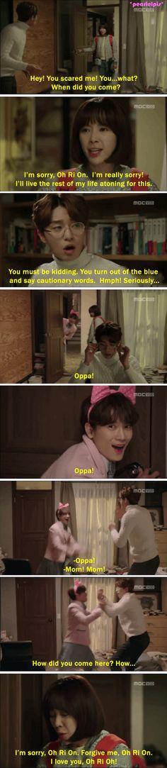 Kill Me, Heal Me quote: Ji Sung as Cha Do-Hyun, Hwang Jung Eum as Oh Ri-Jin, Park Seo Joon as Oh Ri-On