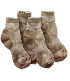 Cresta Wool-Blend Hiking Socks