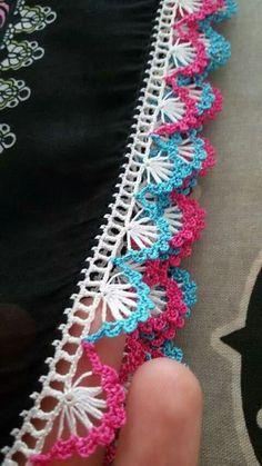 Crochet Borders, Filet Crochet, Crochet Stitches, Crochet Flowers, Crochet Lace, Saree Tassels, Bobbin Lace, Crotchet, Knit Patterns
