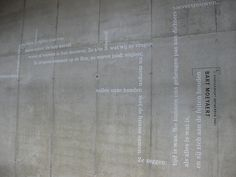 'Ons geheugen'   'Our Memory'   Leeszaal Felixarchief   Reading Room Felix City Archives   Antwerpen   B  