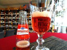 Ochutnali sme nealko Gingerino - chutí ako Aperol www.vinopredaj.sk  #aperol #gingerino #nealko #napoj #malinovka #taliansko #beverage #analcolico
