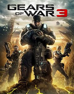Gears of War Gow 3 Official BradyGames Game Strategy Guide UK Xbox 360 for sale online Gears Of War 3, Xbox 360 Games, Epic Games, Best Games, Awesome Games, Wii, Playstation, Video Game Posters, Video Games