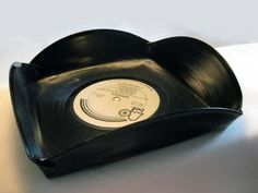 record bowls and trays