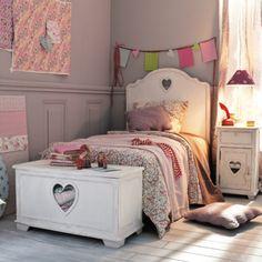 Idées pour l'emplacement du lit dans la  chambre