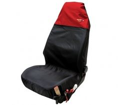 Der praktische Autositzbezug Outdoor Sports überzeugt mit seinem schmutz- und wasserabweisenden Material und kann schnell und einfach gereinigt werden.