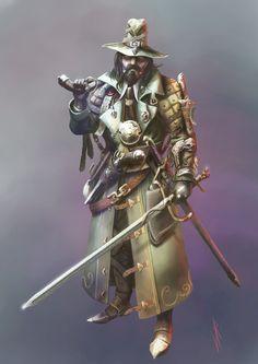 Witch Hunter by Sharprock86