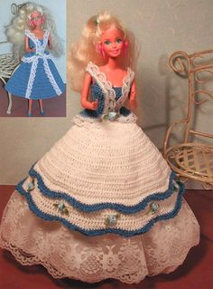 Hey, I found this really awesome Etsy listing at https://www.etsy.com/listing/227530581/crochet-fashion-doll-barbie-pattern-211