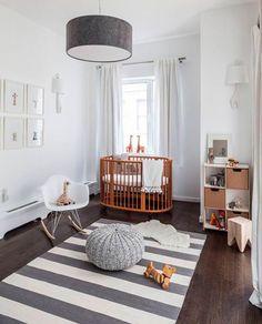 I love this nursery! | #saltstudionyc