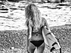 Surfer Girl.... So beautiful