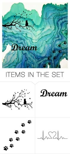 Dream by lynette-kenfin on Polyvore featuring art and gorgeous