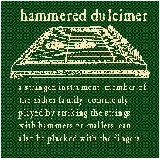 Hammered Dulcimer Definition T-Shirt by Teesnat on Etsy