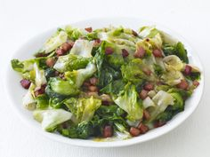 Escarole With Pancetta from #FNMag #myplate #veggies