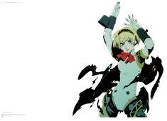 Persona 3 Portable from Soejima Shigenori Artworks 2004-2010
