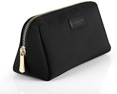 CHICECO Housse Sac Maquillage Trousse à Maquillage Femme Nylon Oxford - Noir: Amazon.fr: Bagages Leather Pouch, Leather Purses, Leather Handbags, Crochet Square Patterns, Nylons, Fabric Bags, Cotton Bag, Zip Around Wallet, Oxford