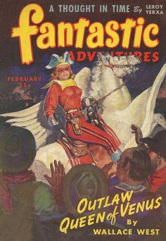 Vintage Geek Culture — hyperwave:   Cover by Robert Gibson Jones, Julian...