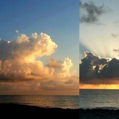 Heading into the weekend.  Friday. #sunrise #delraybeach #imaginedselfproject by imaginedself
