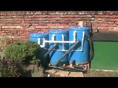 Brand New DIY Pond Filter System That's So Easy to Clean. 2014 - YouTube