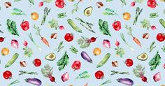 Summer's almost here! While you're refreshing your wardrobe, why not take a sec to touch up your tech, too? Download these fun food wallpapers, which you can also find on prints on our exclusive ModCloth label dresses.
