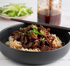 Chinese Braised Beef Noodles - Marion's Kitchen