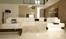 Fantastisch Kontrastierende Braun Beige Töne Sind Wirkungsvoll Und Minimalistisch  Schön. Wandfarbe Braun Ist Eine Moderne Lösung Für Die Gestaltung Eines  Wohnzimmers.