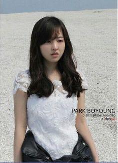 박보영 프로필 사진