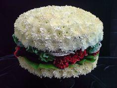 Burger Funeral Flowers Monica F Hewitt Florist Sheffield