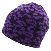 Ride Pattern Reversible Beanie - Women's - Vamp