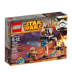 Lego Star Wars 75089 Geonosis Troopers Set New/Sealed!! NIB 105pcs!! Ages 6+ #LEGO