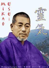 Master Usui, founder of Reiki