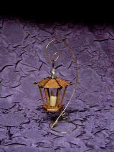 Miniature Lantern Tutorial