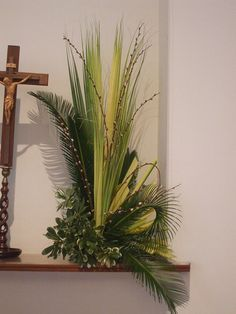 Palm Sunday - this is the best arrangement I've seen for Palm Sunday! Used these at my church in 2014