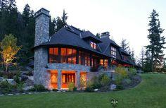 #Whistler #luxury #chalet