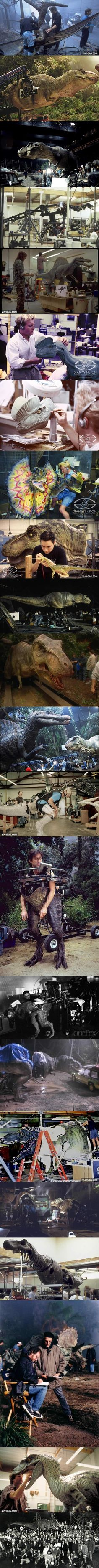 This Is Why The Original Jurassic Park Didn't Suck