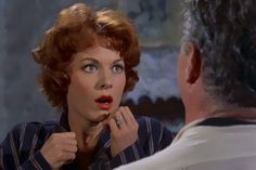 The Parent Trap - 1961 :: maureen o'hara's wardrobe is so fabulous in this film!