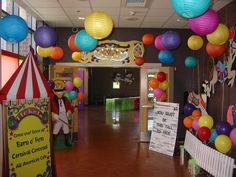 Doesn't someone need a circus party? Circus Carnival Party, School Carnival, Circus Birthday, Birthday Parties, Carnival Ideas, Circus Circus, Birthday Ideas, Party Gifts, Party Favors