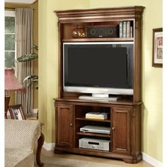 Brookhaven Corner TV Console   Toms Price Furniture   Rugs   Design