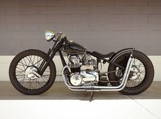 custom harley bobber motorcycle - Google Search