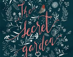 "Check out new work on my @Behance portfolio: ""Cover of The Secret Garden"" http://be.net/gallery/36595201/Cover-of-The-Secret-Garden"