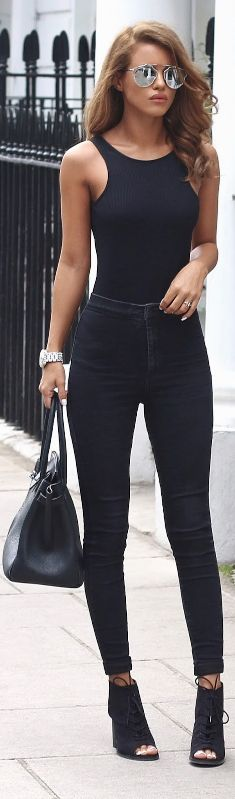 Black Daze / Fashion By Nada Adelle