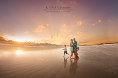 the knowles family | jacksonville family beach photographer | kansas studios | kansas pitts photography