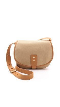 A.P.C. Toile Shoulder Bag