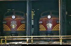 Boston & Maine Railroad Locomotives F7 - Bing images