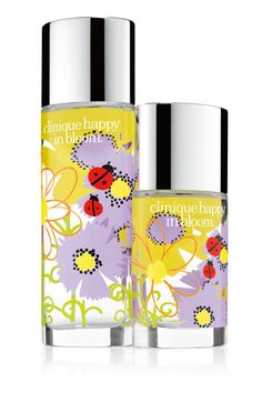 Parfum Clinique Happy in Bloom http://www.vogue.fr/beaute/buzz-du-jour/articles/parfum-clinique-happy-in-bloom/18694