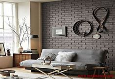 cool wall design ideas  Decorating Inspirations For A Budget Friendly Home Décor