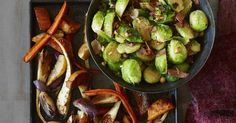 Brussels sprouts take on a new flavour dimension when paired with crispy bacon and hazelnuts.