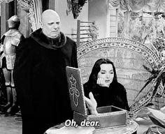 the addams family Addams Family House, The Addams Family 1964, Addams Family Tv Show, Family Tv Series, Adams Family, Original Addams Family, Gomez And Morticia, Charles Addams, Milton Berle