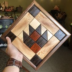 Teaberry Wood Products by Teaberrywoodproducts on Etsy Barn Quilt Designs, Barn Quilt Patterns, Wood Patterns, Quilting Designs, Quilting Ideas, Crochet Dragonfly Pattern, Crochet Patterns Amigurumi, Bear Paw Quilt, Moose Quilt