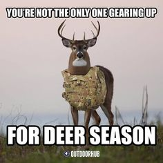 18 Funny Hunting Memes That Are Insanely Accurate - Jagd Deer Hunting Memes, Deer Meme, Funny Hunting Pics, Bow Hunting, Hunting Stuff, Archery Hunting, Hunting Signs, Hunting Season Quotes, Women Hunting