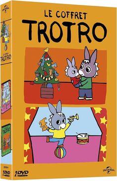 Le Coffret Trotro : Trotro fait son cirque ! + Le Noël de Trotro - DVD NEUF