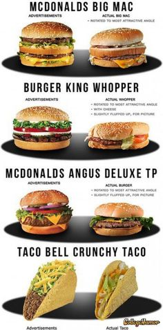 Fast food is never what it seems - http://www.jokideo.com/